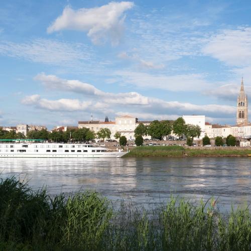Navigation sur la Garonne