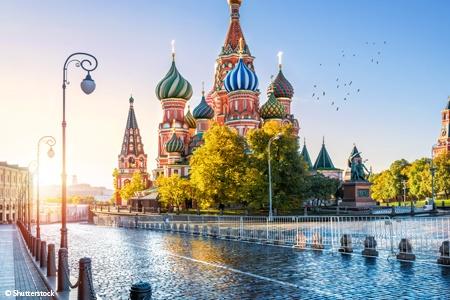 De la Volga à la Néva. De Moscou à Saint-Petersbourg. - voyage  - sejour