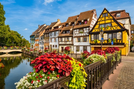 Food, fun, and culture from Strasbourg to Basel (port-to-port cruise)