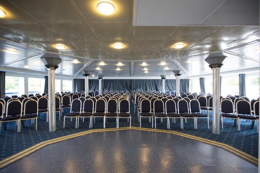Salle de conférence du Rostropovich