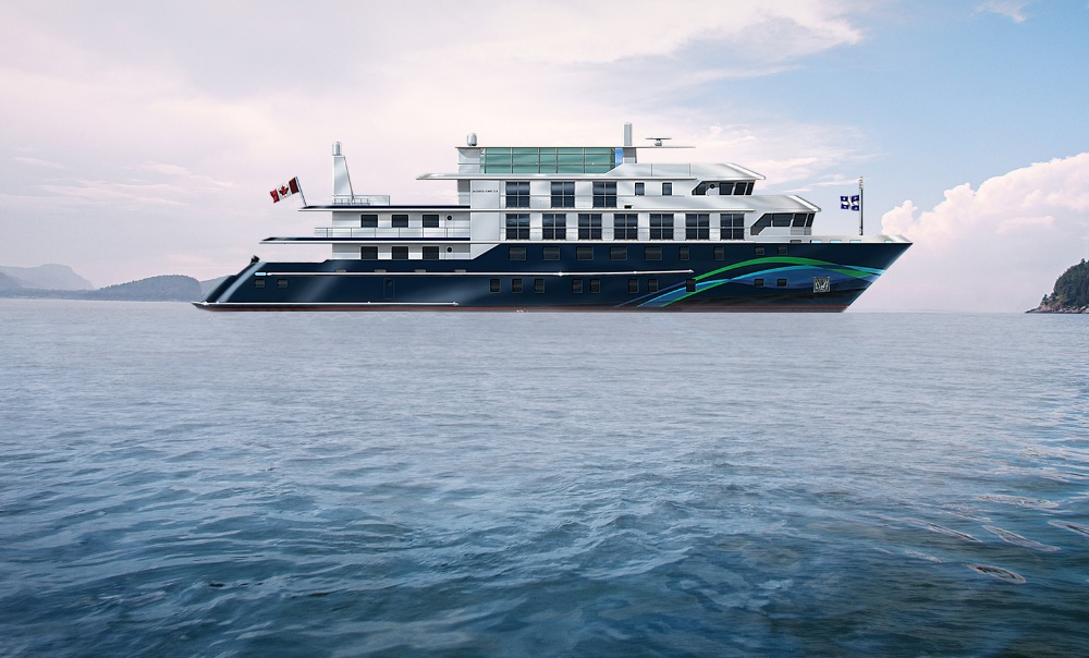 Our Saint Lawrence river cruise ship | CroisiEurope Cruises