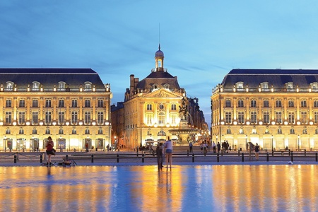 Noël sur la Gironde et la Garonne (formule port/port)