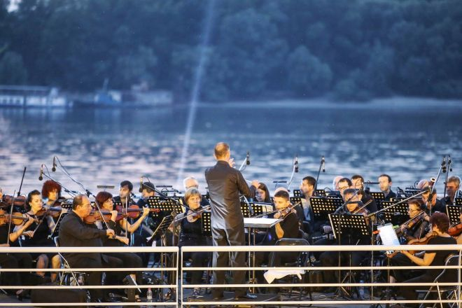 Concert sur le Vivaldi en Bulgarie - Danube - CroisiEurope