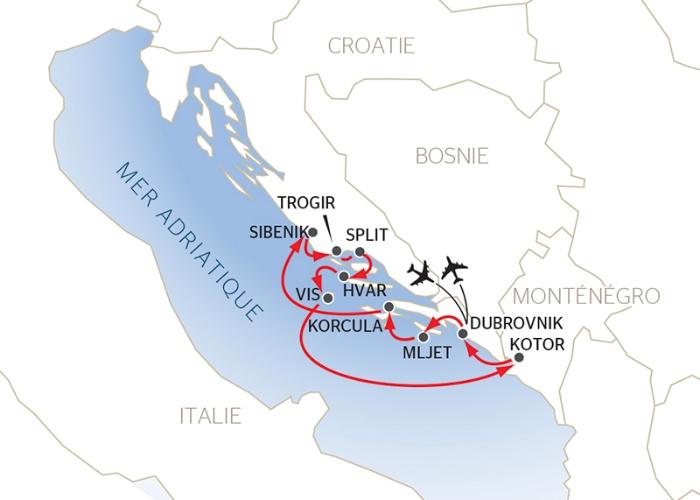 Croisière La Croatie et le Monténégro - 9