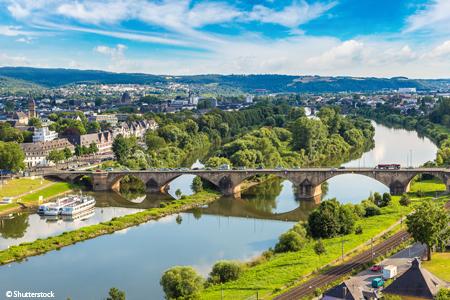 Croisière 2 fleuves, le romantisme de la Moselle et du Rhin (formule port/port)