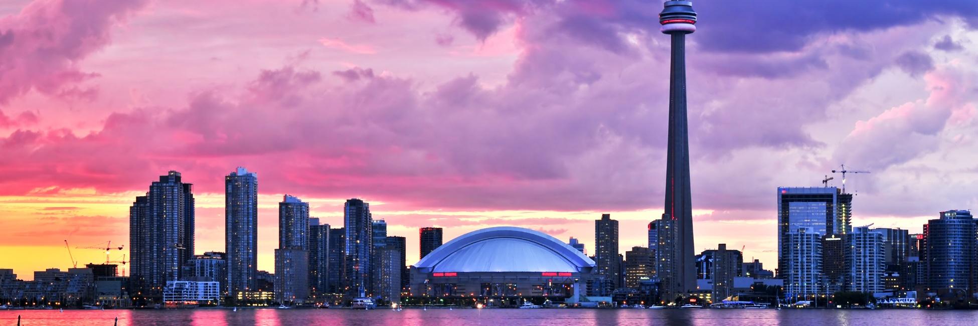 Toronto au Canada