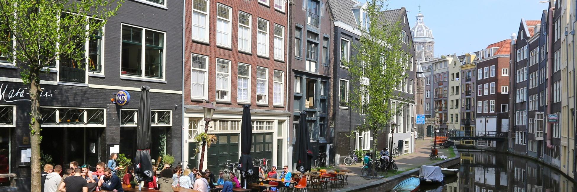 Amsterdam en Hollande