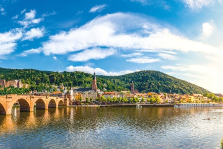 4 Rivers: The Moselle, Sarre, Romantic Rhine, and Neckar Valleys