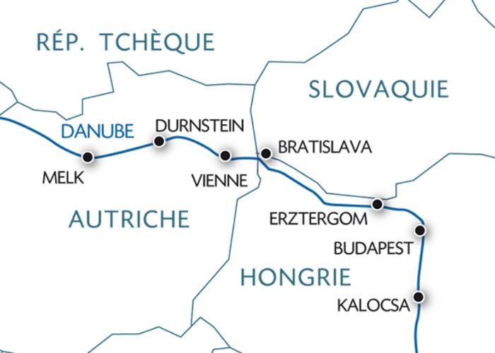 Croisière Les perles de l'Empire austro-hongrois (formule port/port) - 9