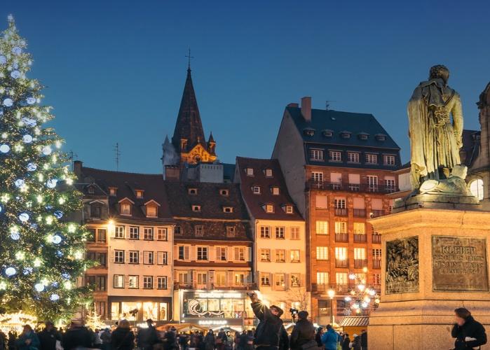 Magie de Noël, saveurs et traditions de l'Avent en croisière sur le Rhin (formule port/port)