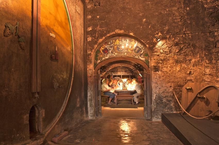 Cave de Tokaj en Hongrie