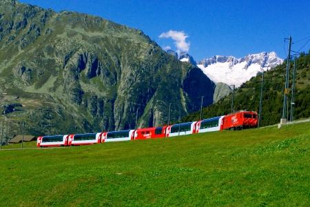 Croisière France, Suisse et Allemagne : voyage à bord du fabuleux train Glacier Express ! (formule port/port) - 4