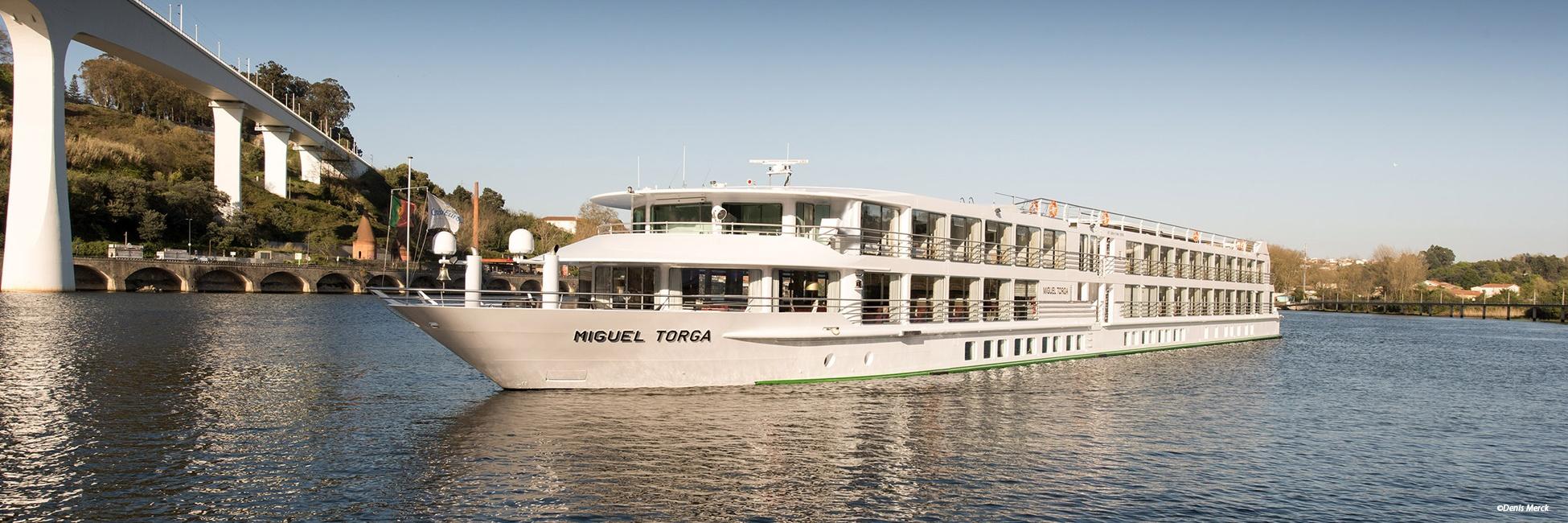 MS Miguel Torga en navigation