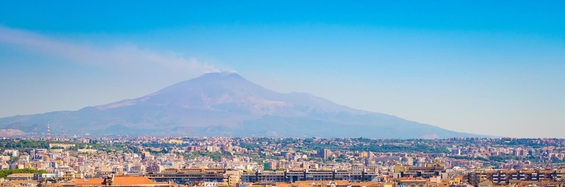 Catane, Sicile
