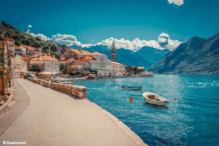 La Croatie et le Monténegro (formule port/port) - 1