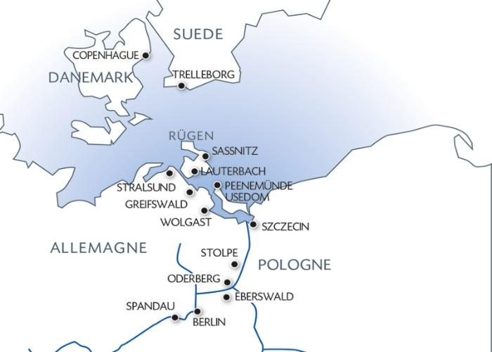Croisière de Berlin à Copenhague, entre terre et mer (formule port/port) - 10