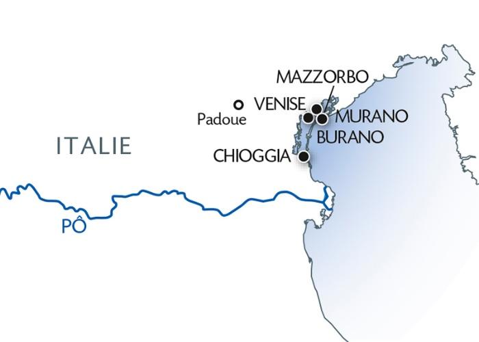 Les trésors de Venise (formule port/port) - 7