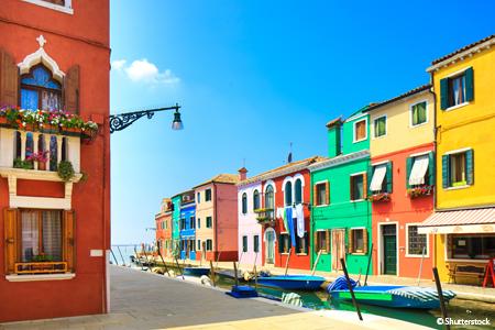 Venise et sa lagune, CroisiEurope met l'Italie à l'honneur! (formule port/port)