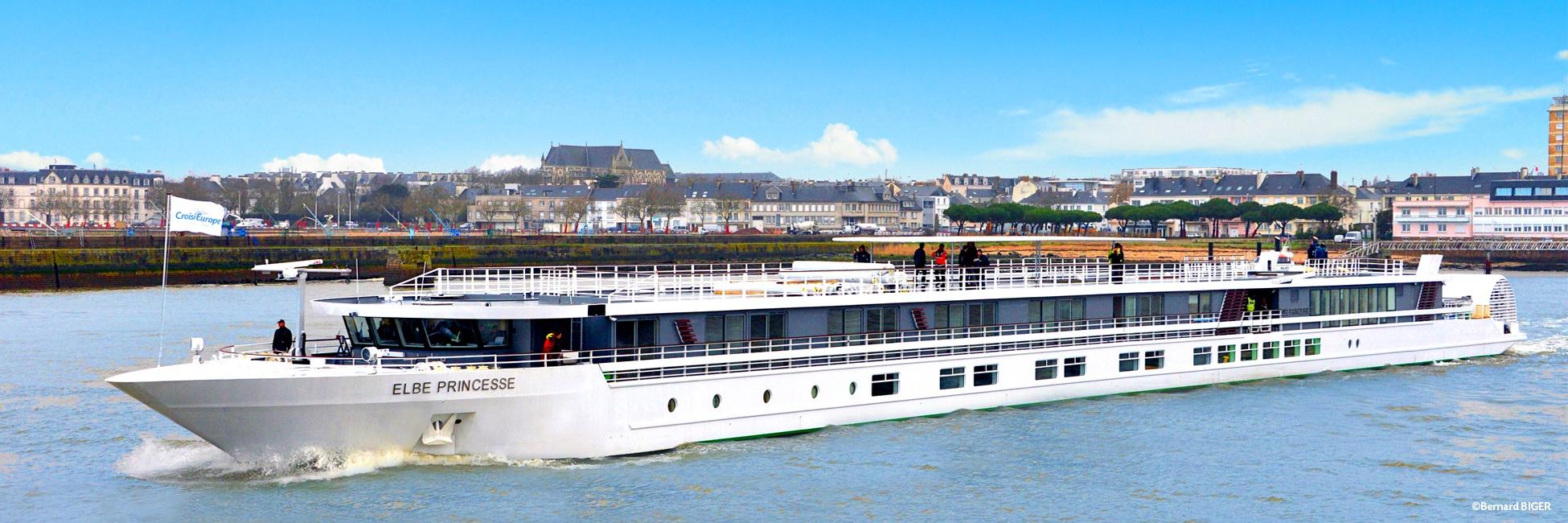 Elbe Princesse en navigation