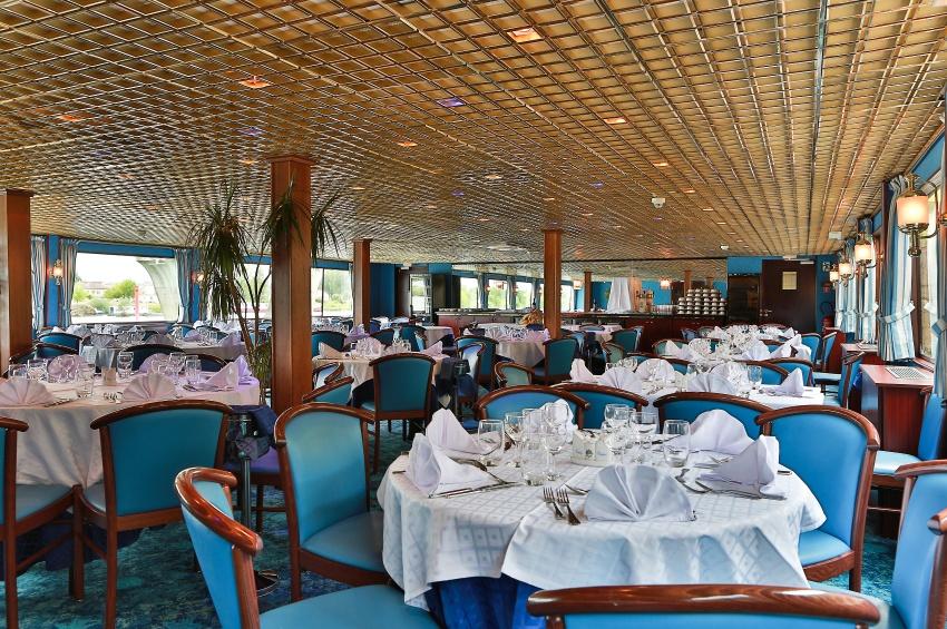 Restaurant du MS Mistral
