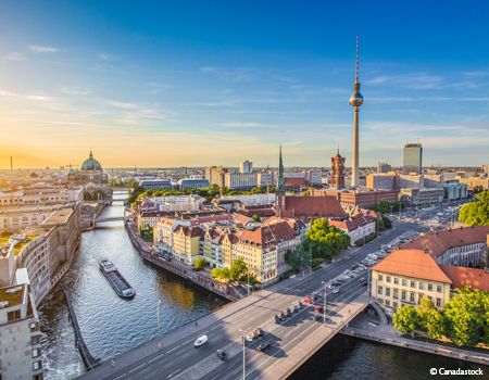 De Berlin à Amsterdam