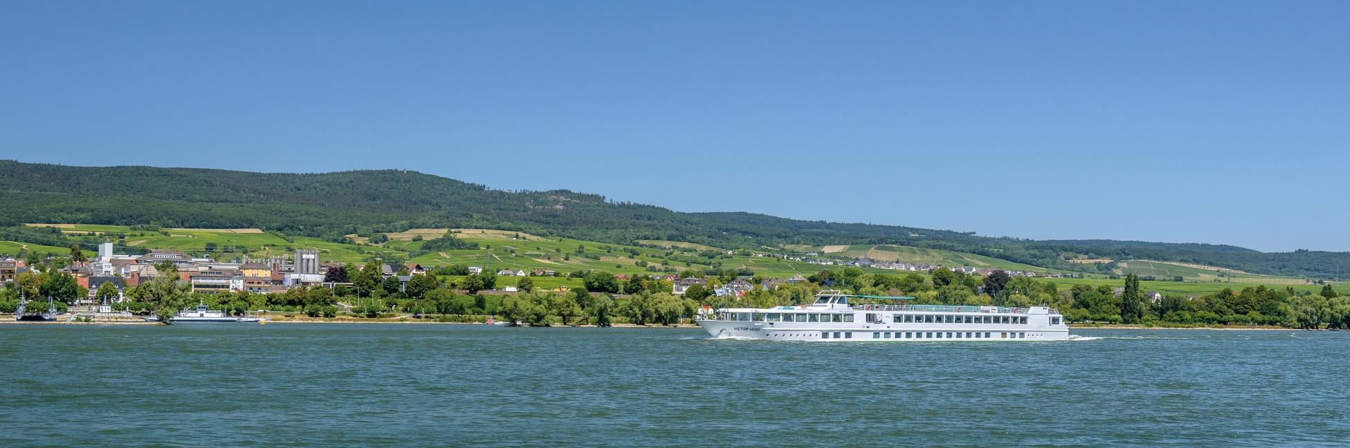 MS Victor Hugo sur le Rhin et le Danube