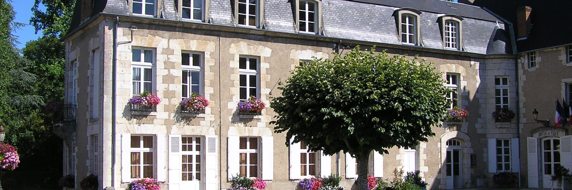 Town hall of Briare