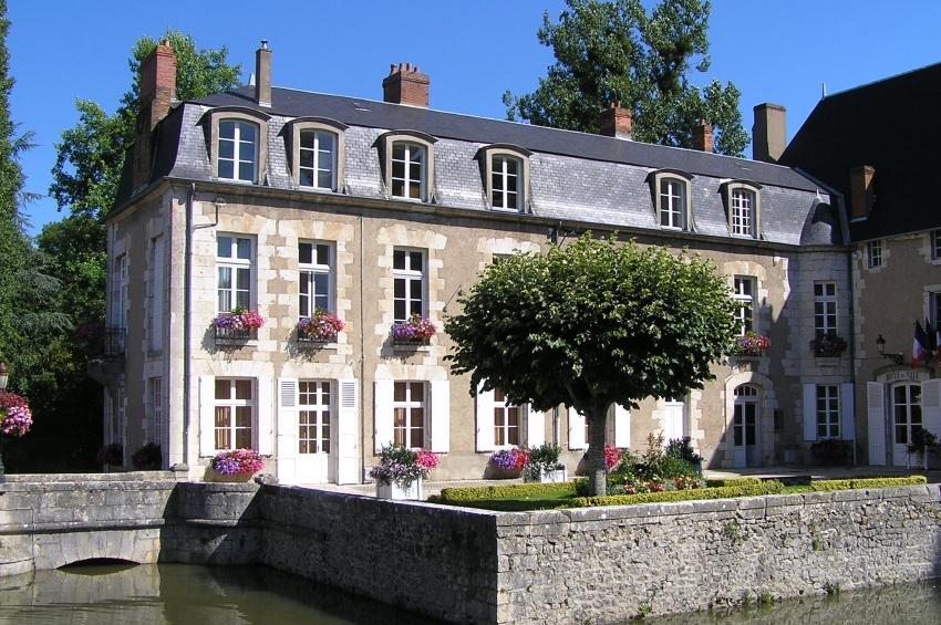 Hotel de ville de Briare