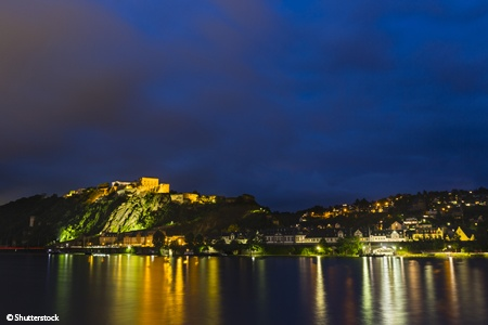 New Year on the romantic Rhine and the picturesque Moselle (port-to-port cruise)