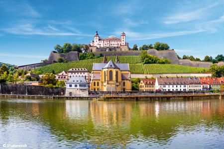 vacaciones-Crucero Transeuropeo por el Rin, Meno y Danubio (formula puerto/puerto)