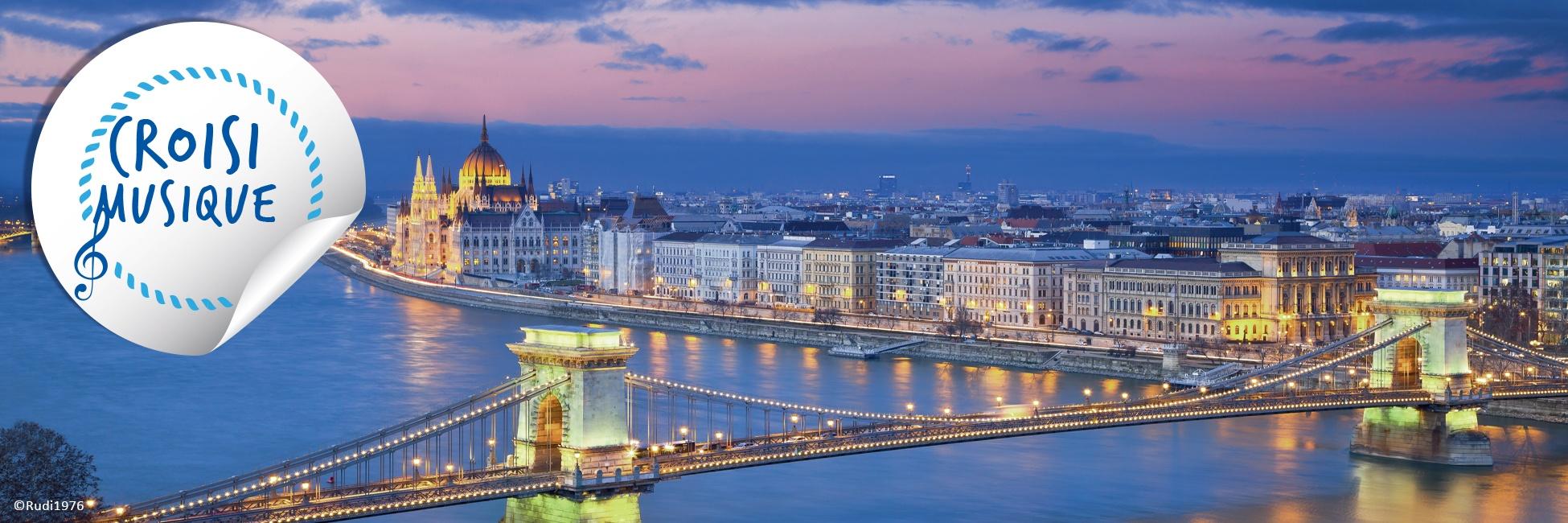 Croisière musicale sur le Danube
