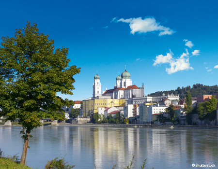 Le beau Danube Bleu - 1