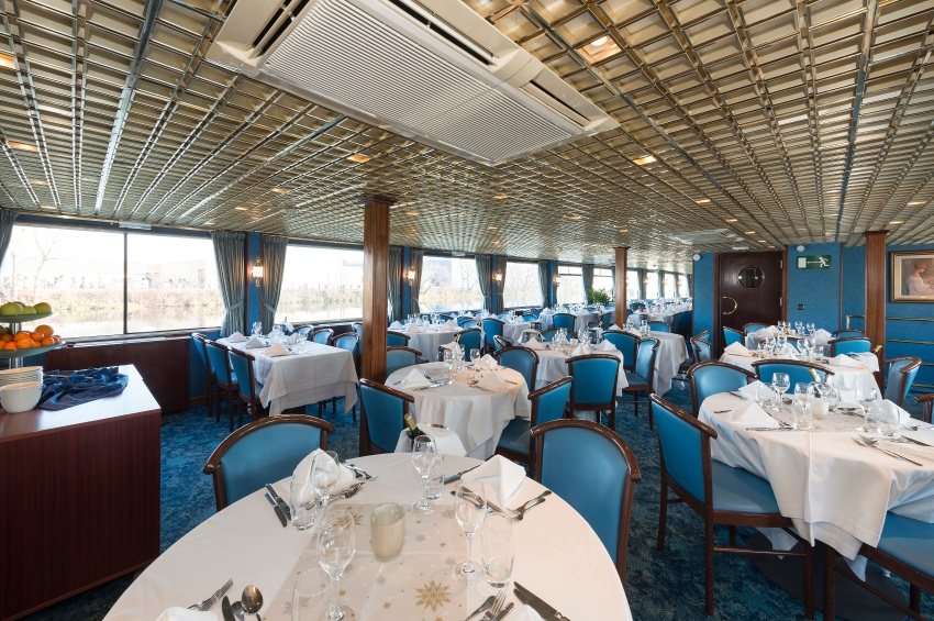 Restaurant du MS Victor Hugo