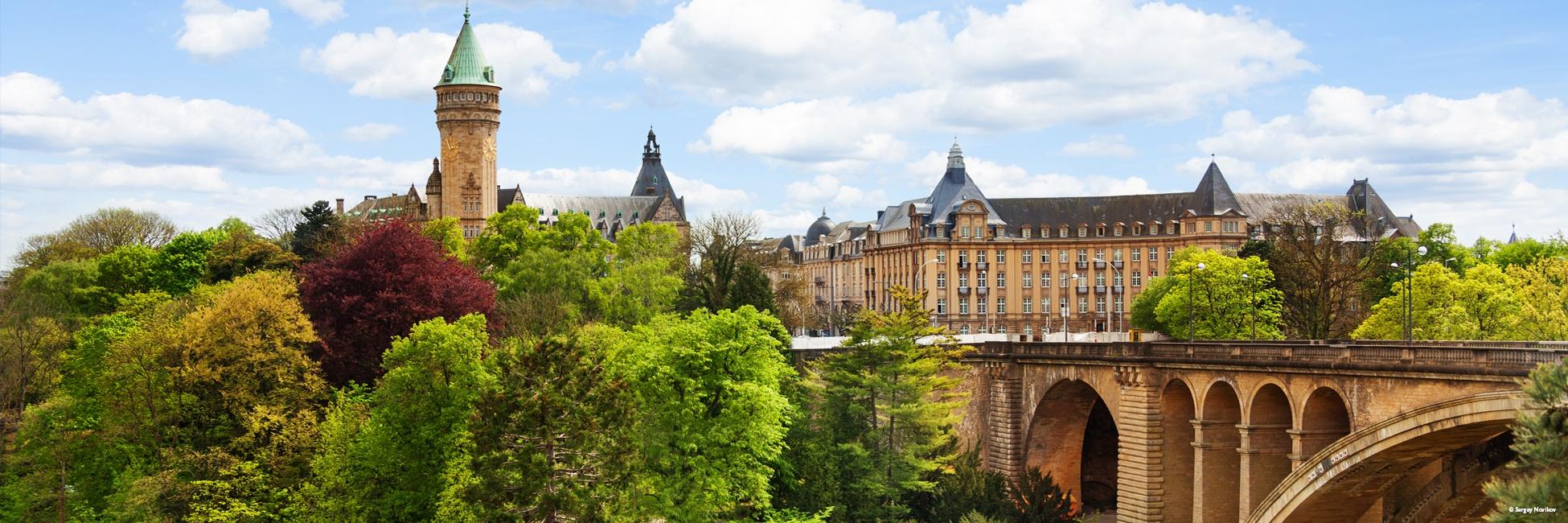Luxembourg, capitale du Grand-Duché