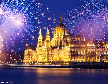 Nouvel An Danubien : Vienne, Budapest et Bratislava (formule port/port)