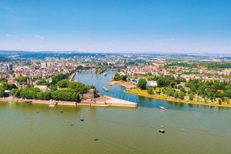 Croisière 5 fleuves : Rhin, Neckar, Main, Moselle et Sarre (formule port/port) - 1