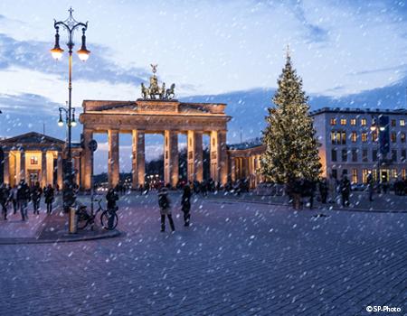 Noël sur l'Elbe de Berlin à Dresde (formule port/port)