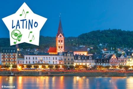 Week-end de fête en croisière sur le Rhin