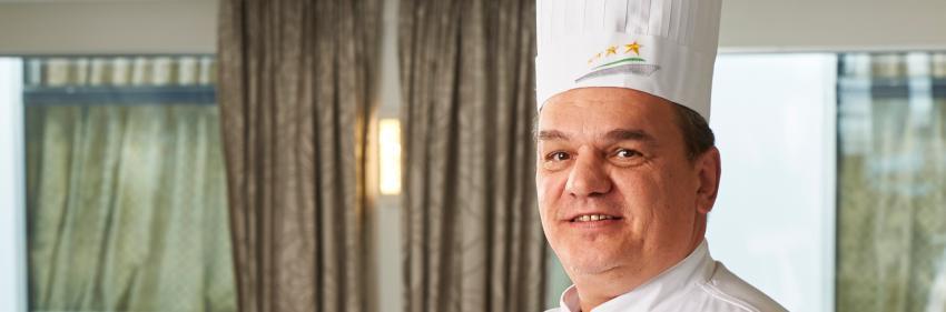 Alain Bohn chef de cuisine