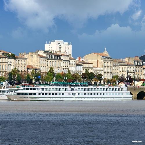 MS Cyrano de Bergerac à Bordeaux