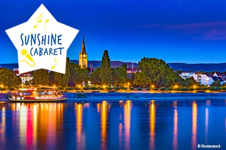 Week-end Spectacle sur le Rhin : Sunshine Palace