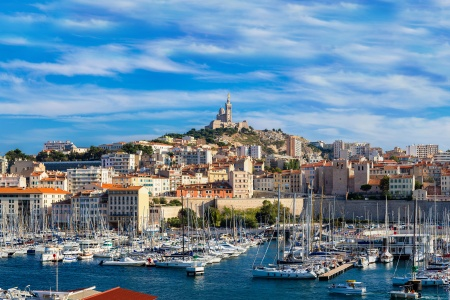 The tip of Provence to Lyon on the Rhône and Saône Rivers (port-to-port cruise)
