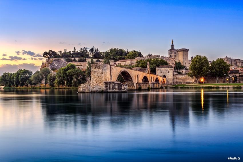 Avignon, cité des papes