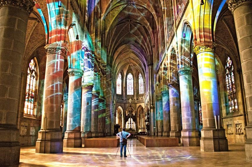 Cathédrale de Linz en Autriche