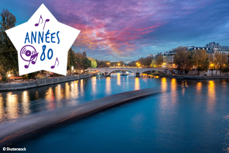 Week-end de fête en croisière sur la Seine