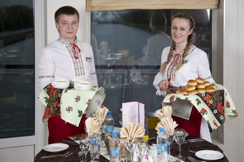 Serveurs du Rostropovich