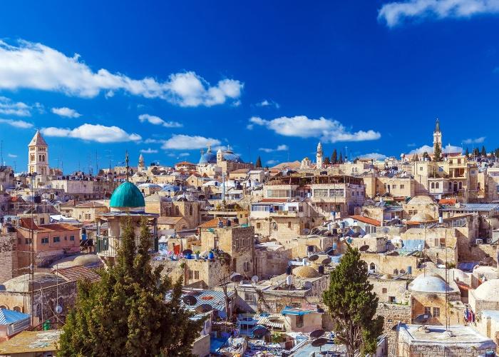 Croisière Chypre et la Terre Sainte - 12