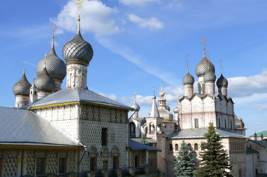 Rostov le grand en Russie