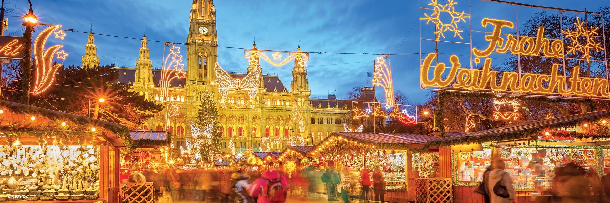 Marché de Noël de Vienne, Autriche