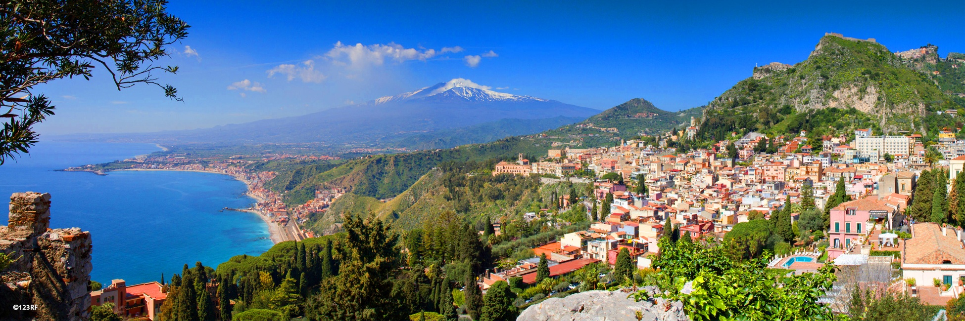 Etna, Sicile